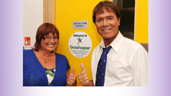 Christmas comes early as Cliff Richard Fans help Woodland House Appeal hit £1m milestone