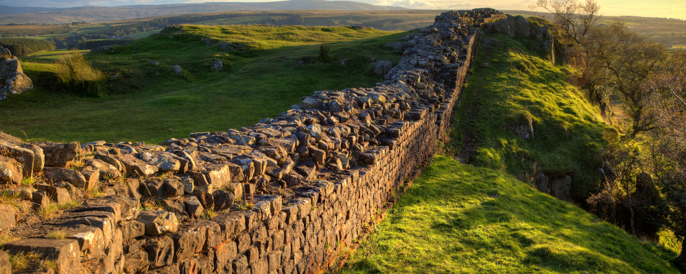 Hadrian's Wall - 14 - 17 October