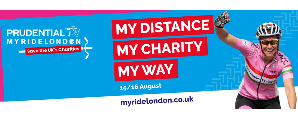 my ride london banner