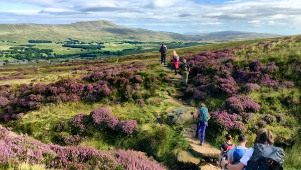 Yorkshire Three Peaks Challenge - 3 July