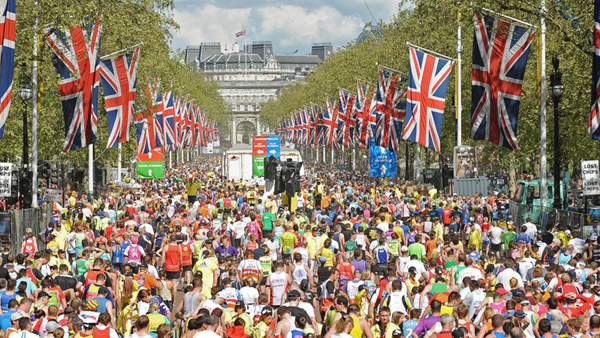 London Marathon - 3 October